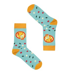 Pizza Socks 42-46